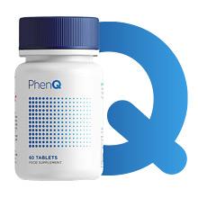 PhenQ Logo Logo