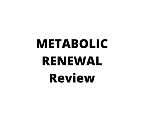Metabolic Renewal Diet Program Review