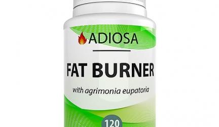 Adiosa Fat Burning Pill Review