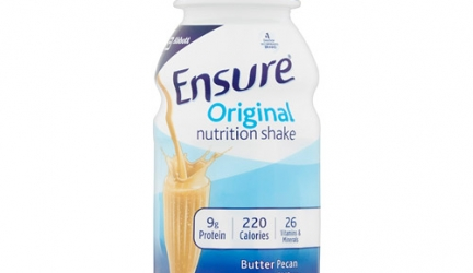 Ensure Nutrition Shake Review