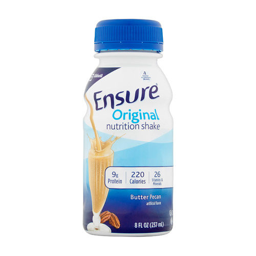 Ensure Nutrition Shake Review