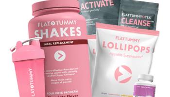 Flat Tummy Tea Review