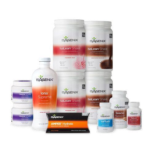 Isagenix 30-Day Cleanse Review