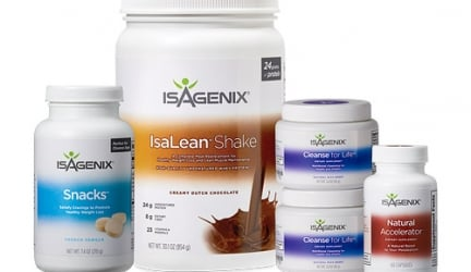 Isagenix 9-Day Deep Cleansing System Review
