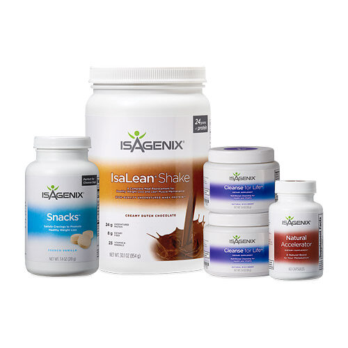 Isagenix 9-Day Deep Cleanse Review