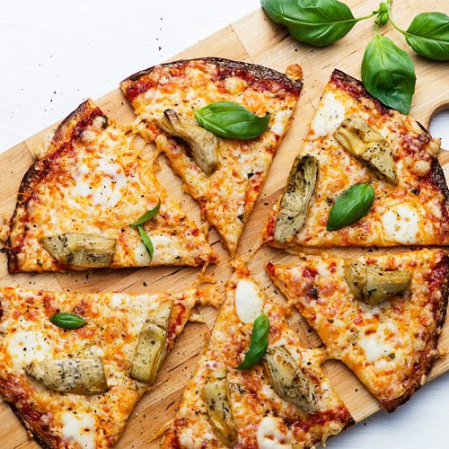 Keto Homemade Pizza Recipe for Under $9 In Food Cost!