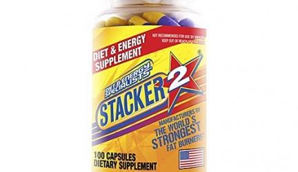 Stacker2 Ephedra-free Review