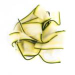 Better Choices: Zucchini Ribbons vs. Pasta